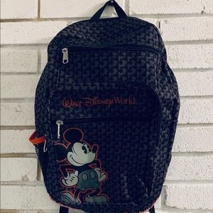 Disney Bags - Disney Mickey Mouse Backpack